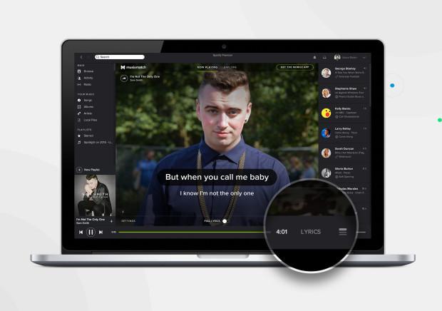 Karaoke Spotify
