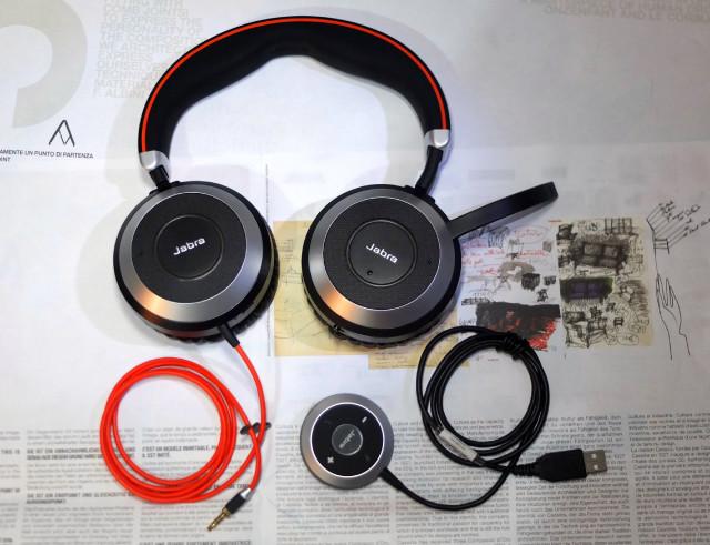 jabra evolve 80  the work and leisure hifi headset