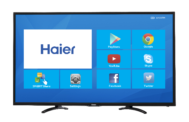 Haier Introduces New Android Smart Tvs Along With New Home