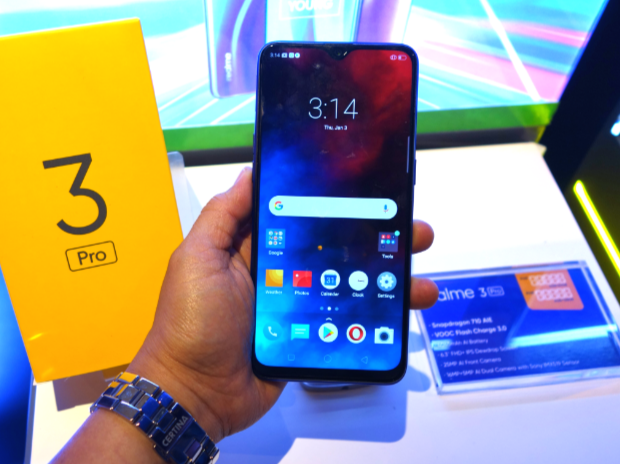 Targeting local mobile gamers, Realme 3 Pro launched in Ph - zoneitech